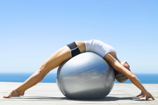 More Pilates
