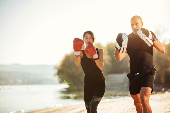 Boxing Basics Workout: