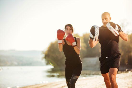 Boxing Basics Workout: