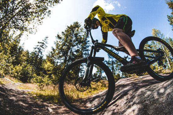 Mountain bike adventures @ The Ultimate Retreat…